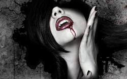 Fantasy Vampire Wallpaper #201534 - Resolution 1280x800 px