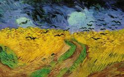 ... Van Gogh Wallpaper ...