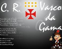 Papel de Parede - Hino - Vasco da Gama