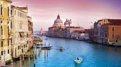hd wallpaper venice italy canal nature