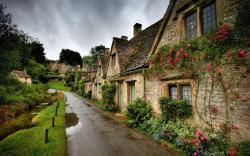 Village Wallpaper