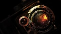Vintage Camera Zeiss Ikon Lens Wallpaper #86099 - Resolution 1920x1080 px