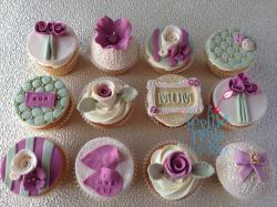 ... Vintage cupcakes | by Sophia Mya Cupcakes