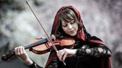 ... Violinist Wallpaper ...