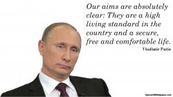 """Putin: Macho Posturing in the Red Face of Plummeting Ruble ⋆ Joe For America. """""""