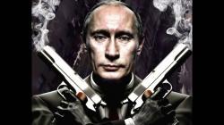 Go hard like Vladimir Putin (A.M.G.) HQ