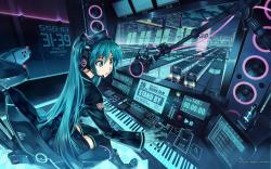 HD Wallpaper   Background ID:201591. 1920x1200 Anime Vocaloid