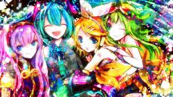 Vocaloid wallpaper 1920x1080