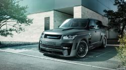 HAMANN MYSTÉRE based on Range Rover Vogue Wallpaper
