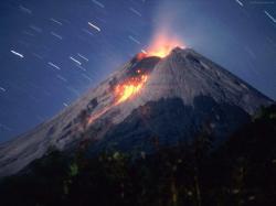 Volcano Wallpaper #4