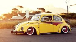 Volkswagen Bug Beetle Classic Car