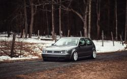 Volkswagen Golf MK4 Car