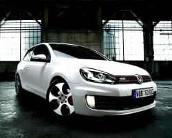 Cars vw Golf Gti Mk6 Wallpaper