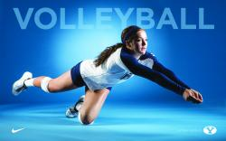 2013 - Women's Volleyball - Tambre Haddock
