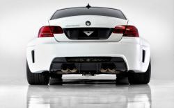 Vorsteiner BMW M3 Rear