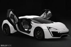 2013 W Motors Lykan HyperSport 1920 x 1080