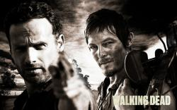 ... The Walking Dead(Rick and Daryl) by ImagineBeat