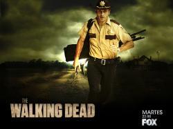 Rick Grimes - the-walking-dead Wallpaper