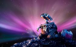Wall-E background