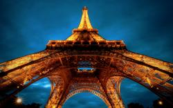 HD Wallpapers Effel Tower