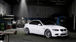 Warehouse BMW M3 White