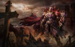 Warrior Wallpaper HD Background