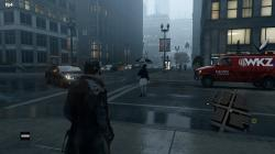 Watch Dogs Direct-Feed Gameplay PS4