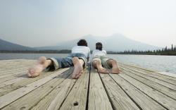 Watching Lake