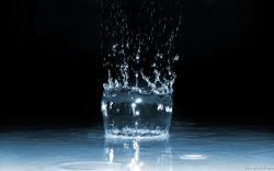 Colorful water drops hd wallpapers widescreen desktop images