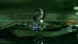 Water Drop HD Wallpaper