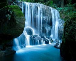 Beautiful Waterfall HD Wallpaper