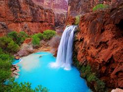 Gorgeous Waterfall Pictures · Waterfall Wallpaper ...