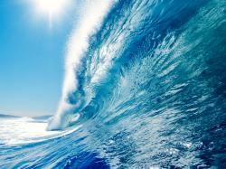 Download Wave Background 17807