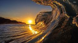 Beach Wave High Quality Hd Wallpaper Desktop Beraplan 1920x1080px