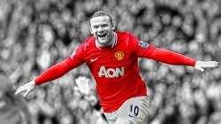 soccer WAYNE ROONEY MANCHESTER UNITED f wallpaper background