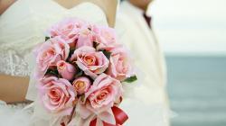 Wedding Bouquet Flowers Roses