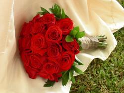 Rose Bouquet Wedding Inspiring