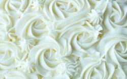 Whip Cream Wallpaper