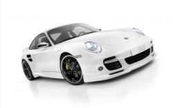 Beautiful White Car