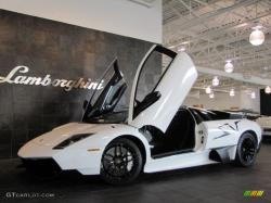 Bianco Isis (White) 2010 Lamborghini Murcielago LP670-4 SV Exterior Photo #61224634