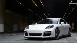 white porsche wallpaper 03