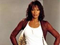 Whitney Houston By Mark Thompson