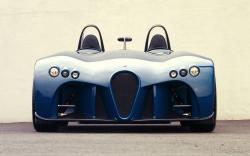 Wiesmann Spyder Concept Car