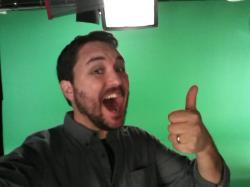 ... Wil Wheaton's feed has been deluged with pics of his face in compromising positions. See all of the shenanigans at his