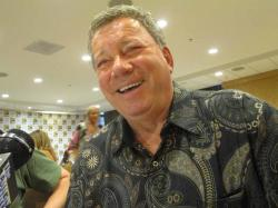 William Shatner, 81, neither looks nor sounds his age. His high-energy interaction with our group left all of us wishing we had days to spend with him, ...