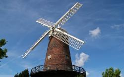 May 9: Windmill Day