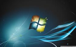 Windows 7 Touch HD Wide Wallpaper for Widescreen