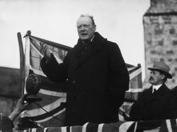 Winston Churchill defeats Martin Luther King in battle of the orators poll - World Politics - World - The Independent