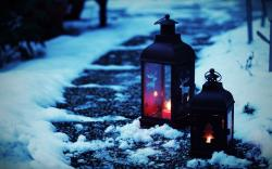 Mood Lantern Flashlight Winter Snowfall HD Wallpaper is a awesome hd photography. Free to upload, share the high definition photos.