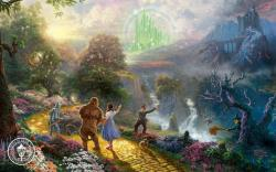 The Wizard Of Oz Wallpaper